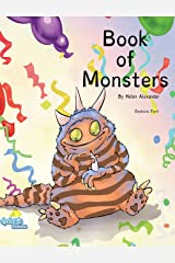 Book of Monsters Dyslexic Font Hardcover