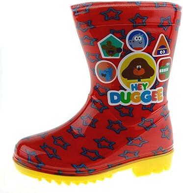 Hey Duggee Boys Herbert Open Toe Sandals UK Sizes Child 5-10