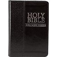Black KJV Bible Mini Pocket