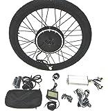 48V1000W Hub Motor Ebike Bicicleta ELÉCTRICA KIT DE CONVERSIÓN + Tire + LCD Display Theebikemotor