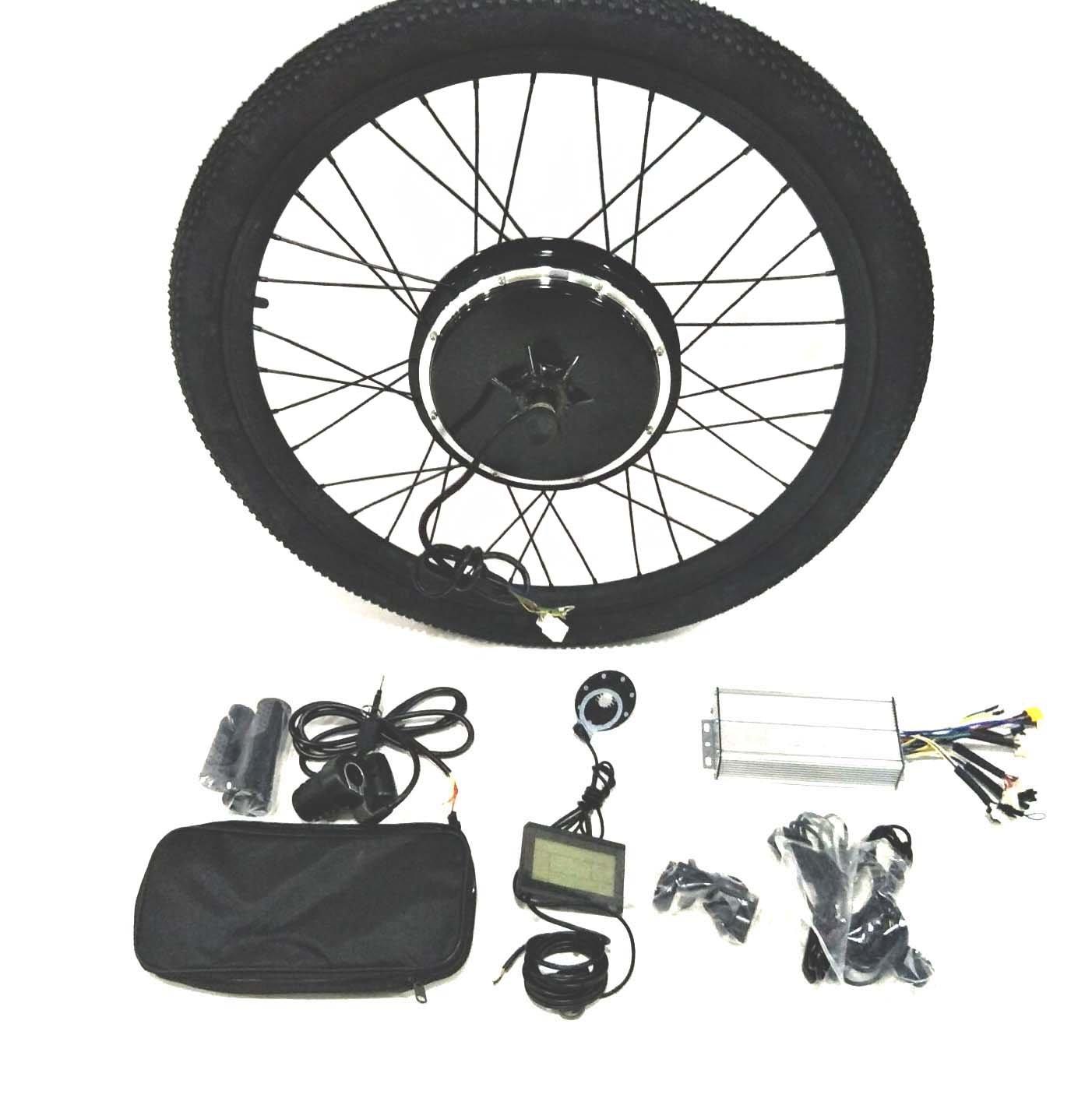 【限定セール!】 36V500W 27.5\ Hub Motor Electric Bike Conversion (27.5