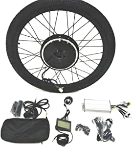 48V500W Hub Motor EBike Bicicleta ELÉCTRICA KIT DE CONVERSIÓN + ...