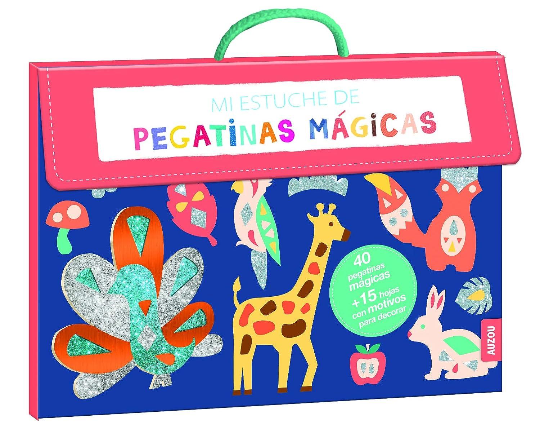 Amazon.com: Auzou Creatife- Stickers, Sticker, Multicolour ...