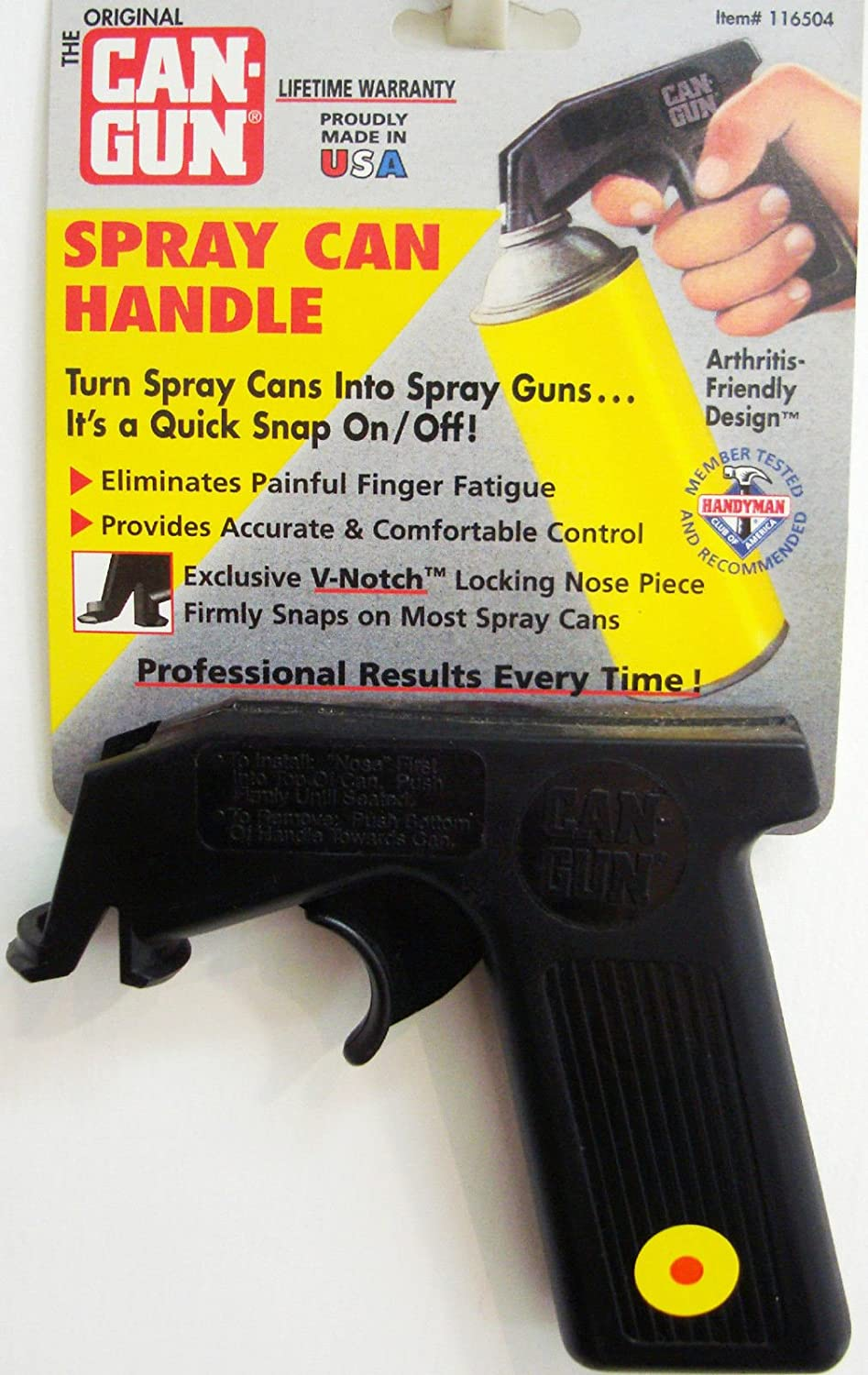 For All Can Handle Small Trigger Gun Aerosol Spray Can Sizes Made In Usa Baumarkt