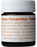 Living Libations - Organic/Wildcrafted Neem Enamelizer Toothpaste