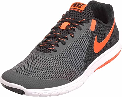 admirar ruptura Centrar  Nike Women's Flex Experience Rn 4 Wolf Grey/Dark Grey/Ht Lv/Wht Running  Shoe 7 Women US: Amazon.ca: Shoes & Handbags
