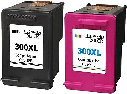 No 301xl Schwarz /& Farbe Tintenpatronen Nicht-Oem Alternative für hp Deskjet