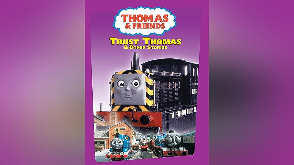 Thomas & Friends: Trust Thomas