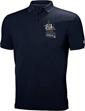 Polo HP Racing SS Hally Hansen: Amazon.es: Ropa y accesorios