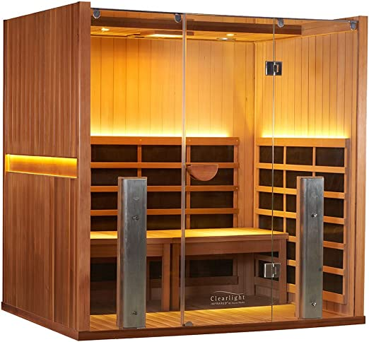 Sauna en Fibre de Chlore Convient /à la Salle de Gym Anti Perte de Poids pour Hommes Femmes Yissma Surv/êtement de Sport Sauna