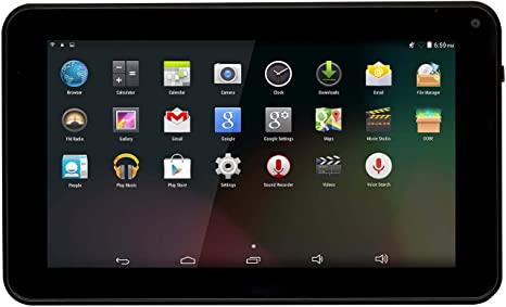 Denver Electronics TAQ-70332 - Tablet (17,8 cm (7