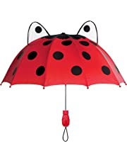 Kidorable 100% Nylon Red Ladybug umbrella