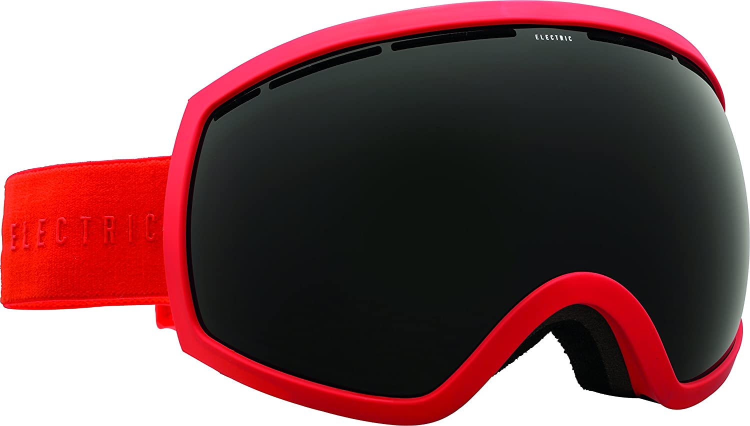 167b6385d755 Amazon.com   Electric Visual EG2 Backstage Tiedye Red Jet Black Snow Goggle    Sports   Outdoors