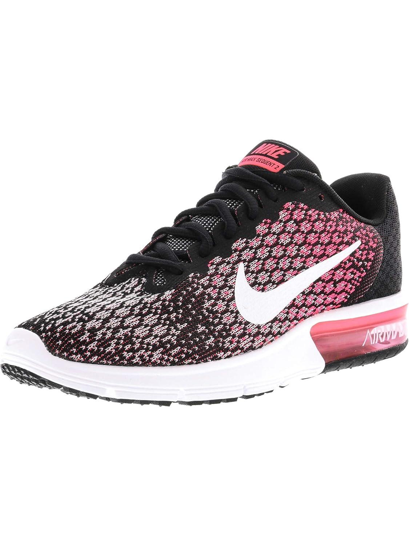 pretty nice 326c7 c6d29 Amazon.com   Nike Women s Air Max Sequent 2 Running Shoe   Road Running