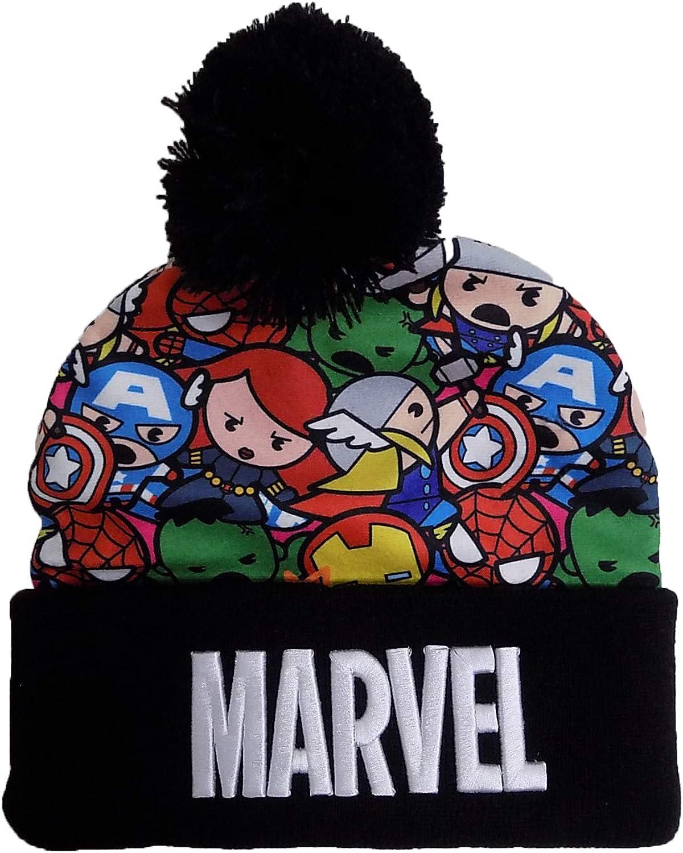 Bioworld Marvel Avengers Kawai Adult Beanie