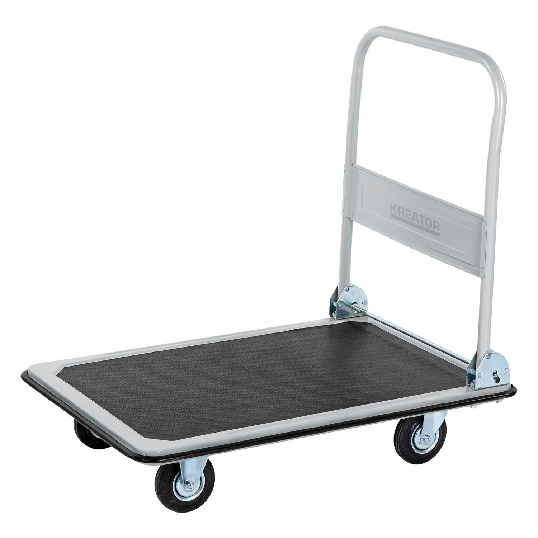 Plattformwagen Klappbar - Kreator Plattformwagen Handwagen