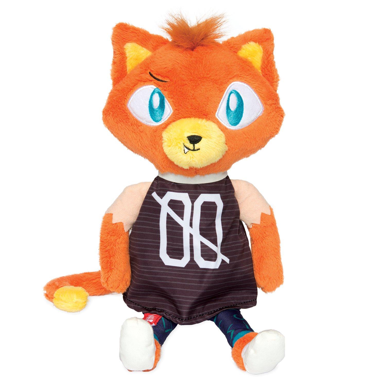 Benny Manhattan Toy Alley Cat Club Benny Soft Plush Toy 14