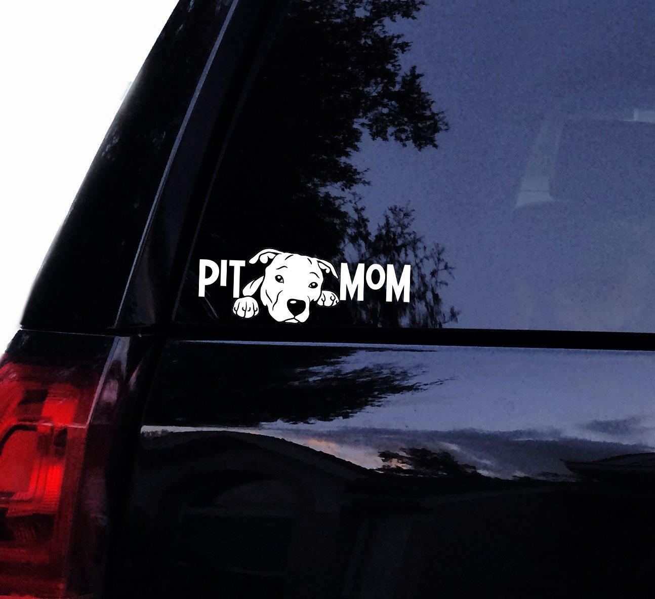 【海外限定】 Pit Mom Pittyデカール( B079XZDW4X Pittyデカール( 7