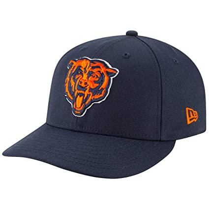 58612635 New Era Chicago Bears 2019 NFL Draft On-Stage Official Low Profile 59FIFTY  Fitted Hat – Blue