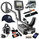 Whites Spectra V3i Metal Detector GEARED UP Bundle