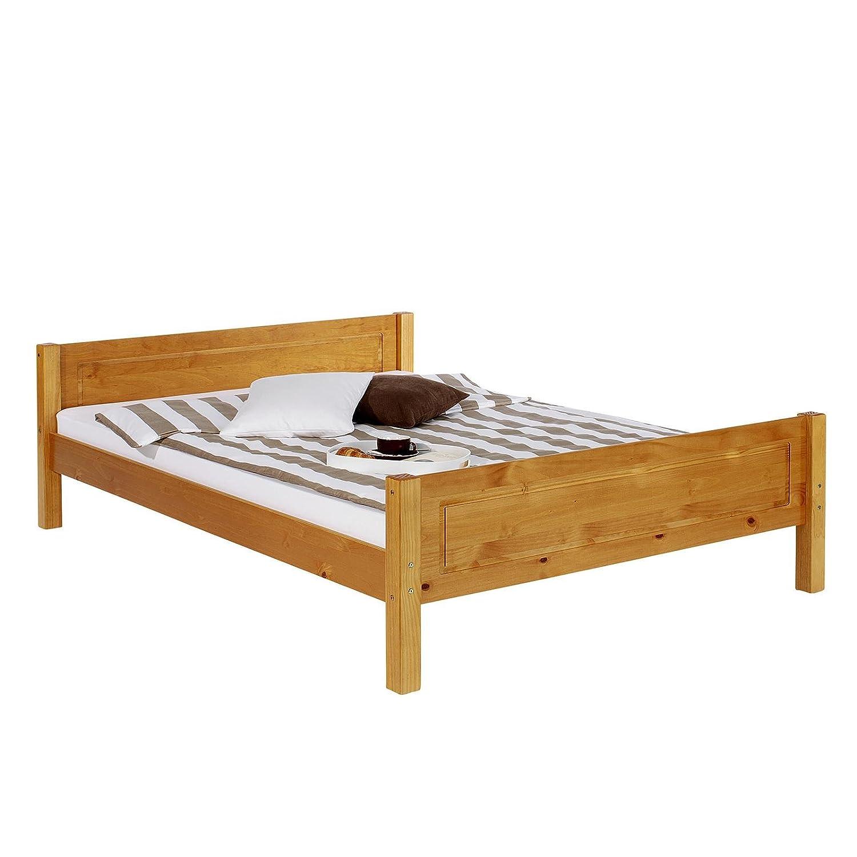 Holzbett Landhausbett Einzelbett Doppelbett Bett Massivholzbett