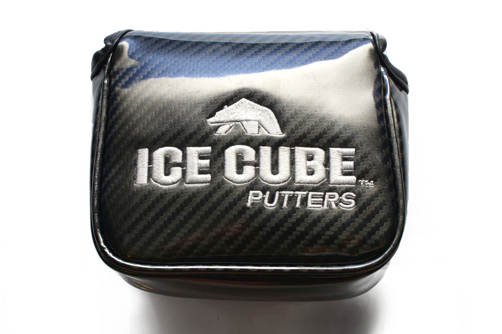 Ice Cube Putter, Standard Putter 35'', Right Hand Pro Golf Club (Mallet) Precision Putting and Green Placement | Tour Weighted, Face Balanced to USGA Standards | Adult | Includes Head Cover by Ice Cube Putters (Image #3)