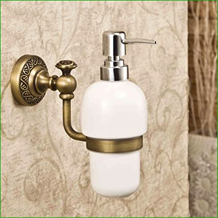 Yomiokla Bathroom Accessories - Kitchen, Toilet, Balcony and Bathroom Metal Towel Ring Attached is