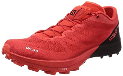641e3557 Amazon.com | Salomon Unisex S/LAB Sense 7 SG Trail Running Shoe ...