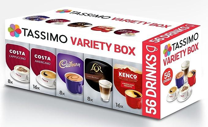 Image result for tassimo variety box