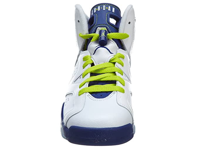 Amazon.com | Air Jordan 6 Retro (Gs) Big Kids Style: 543390-108 Size: 6 |  Fashion Sneakers