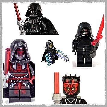 DARTH REVAN STAR WARS MINI FIGURE LEGO COMPATIBLE MINI FIG