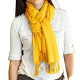 Soft Pashmina Scarf for Women Shawl Wrap Scarves