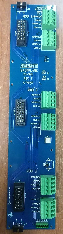 G Genlyte Model 70-1611 REV F Backplane Circuit Board