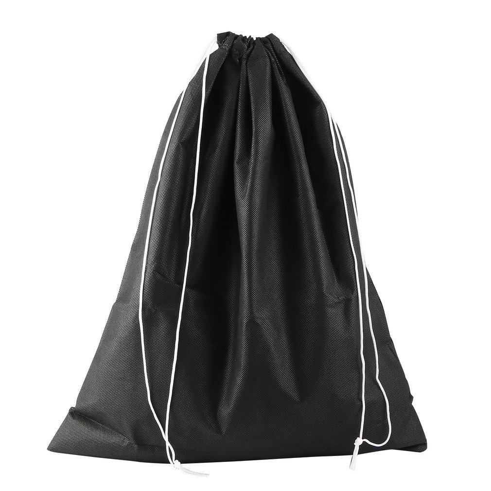 49 * 40cm Portable Travel Motorcycle Bike Drawstring Helmet Bag Storage Pocket DDG EDMMS