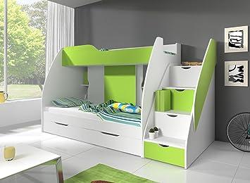 Etagenbett Heaven : Doppelstockbett etagenbett doppelbett kinderbett hochbett mit 2
