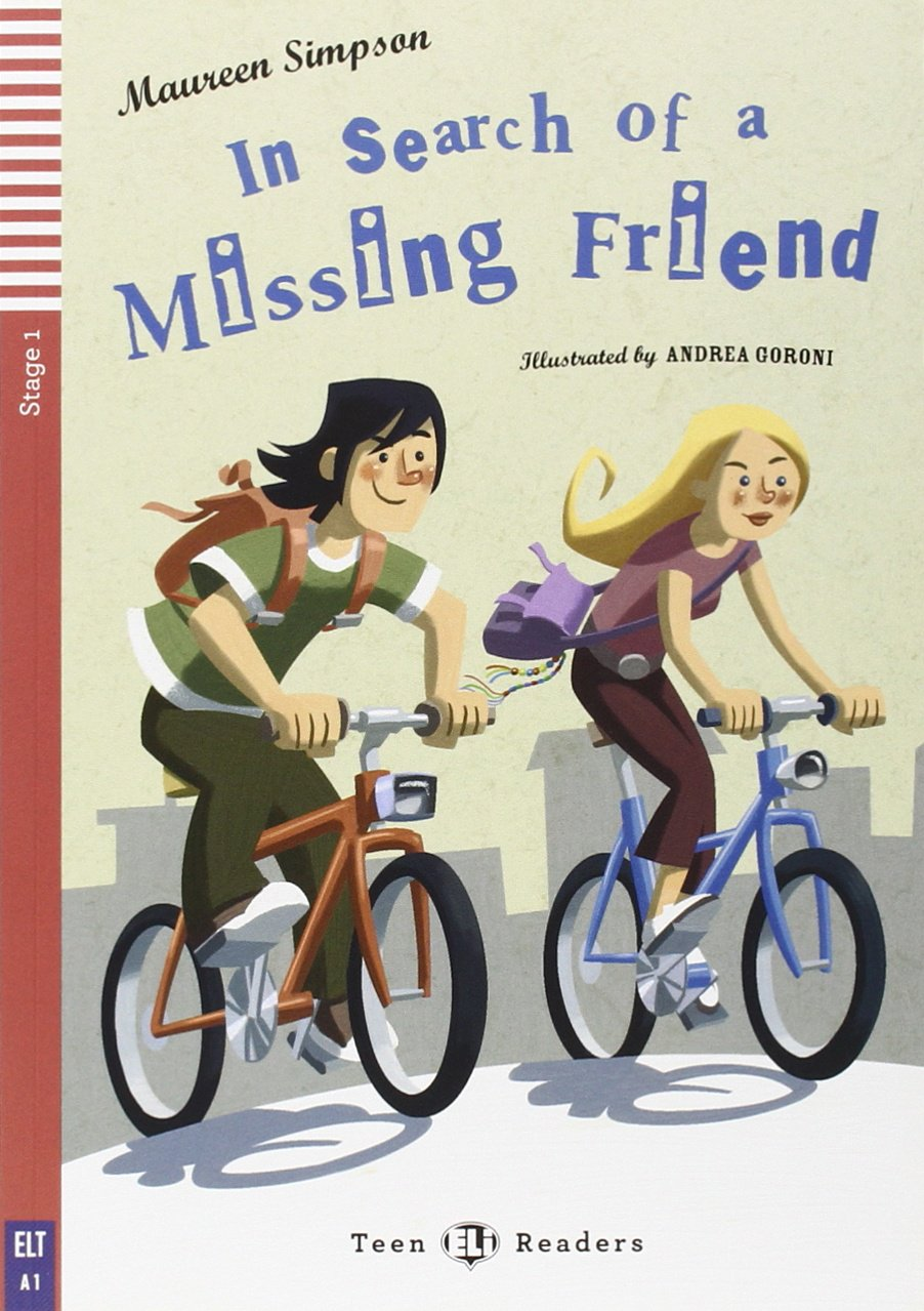 IN SEARCH OF A MISSING FRIEND L CD ELI A1 Paperback 2000