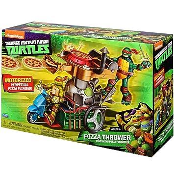 TURTLES PIZZA THROWER: Amazon.es: Juguetes y juegos