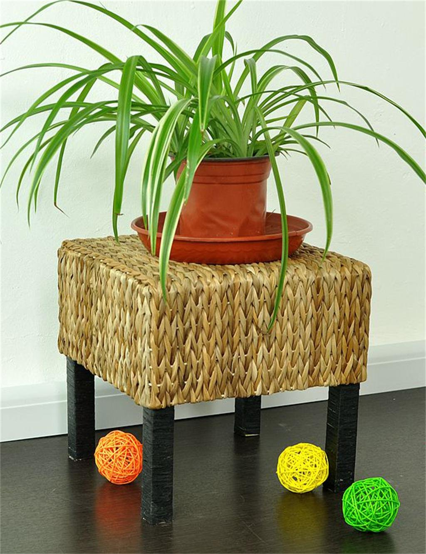 Holzboden Blumentopf Regal, Pflanze Stand Regal, Blume Rack ( größe : S )