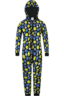 The PyjamaFactory - Pijama de fútbol para niños: Amazon.es: Ropa y ...