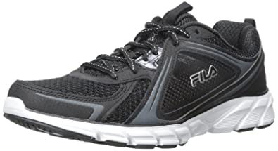 Fila Men's Threshold 2 Running Leather Athletic Sneakers