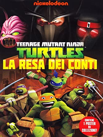 Amazon.com: teenage mutant ninja turtles - battaglia finale ...