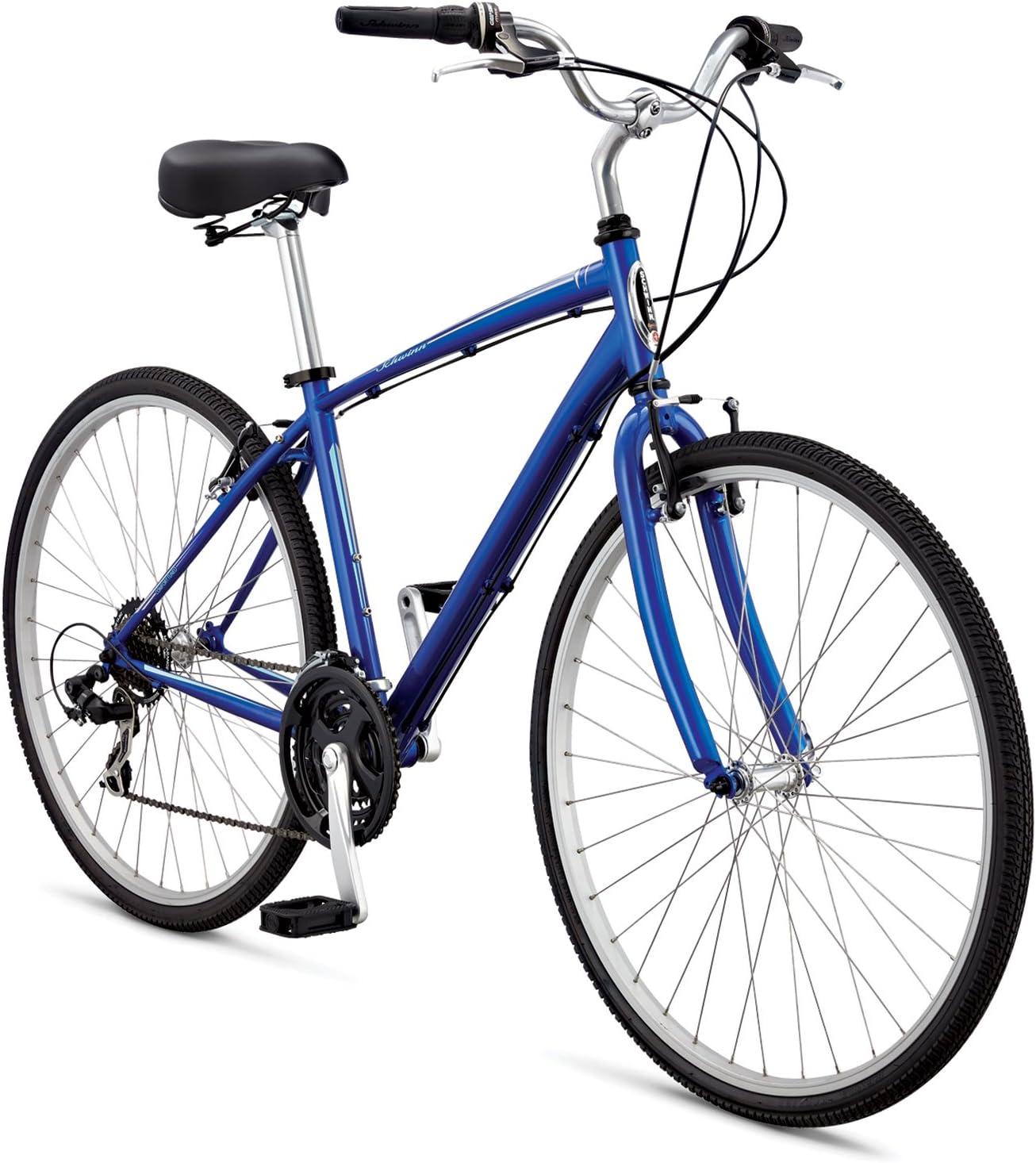 Schwinn Voyager 3 700C - Bicicleta híbrida para Hombre: Amazon.es ...