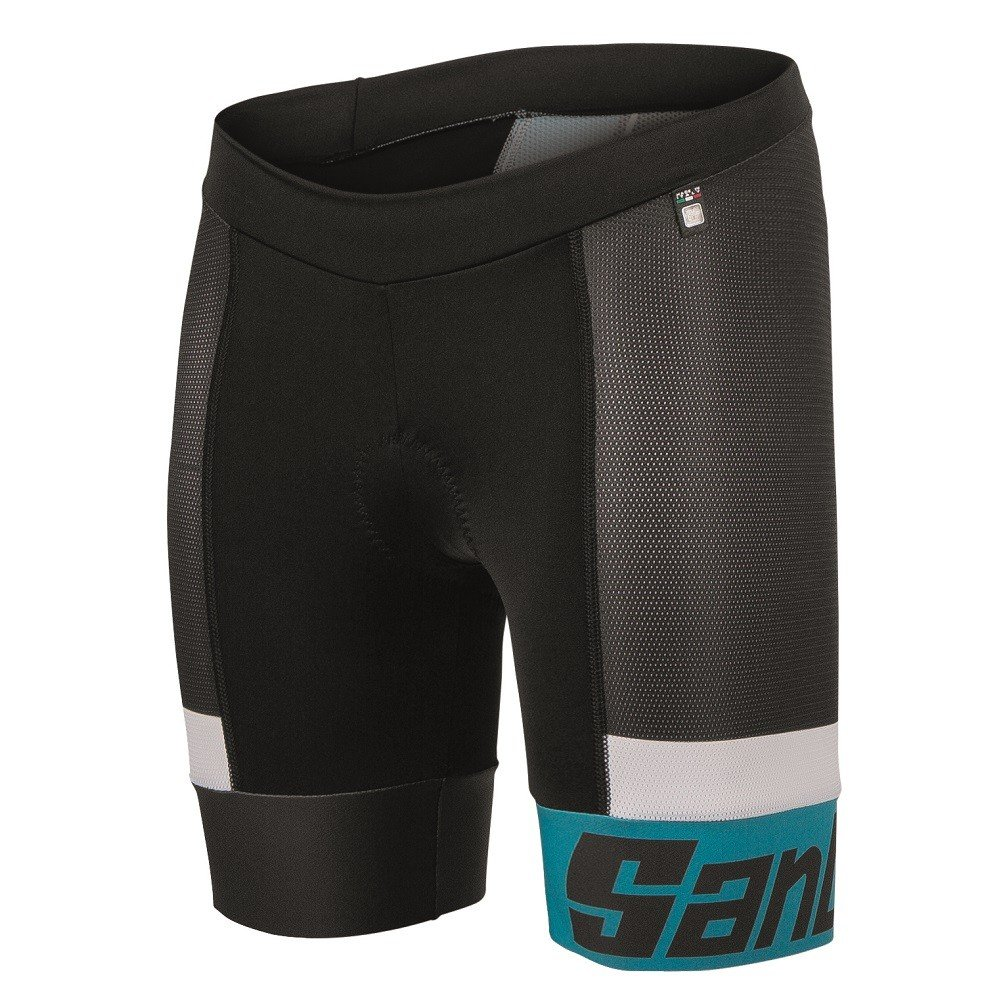 Santini Fashion Sleek Aero Bib Shorts