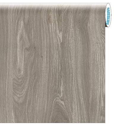 in vendita colore veloce saldi Artesive WD-061 Rovere Grigio larg. 90 cm AL METRO LINEARE - Pellicola  Adesiva in vinile effetto legno per interni per rinnovare mobili, porte e  ...