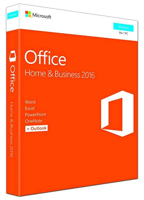 5 opinioni per Microsoft Office 2016- Home & Business (Windows) [1 dispositivo / versione