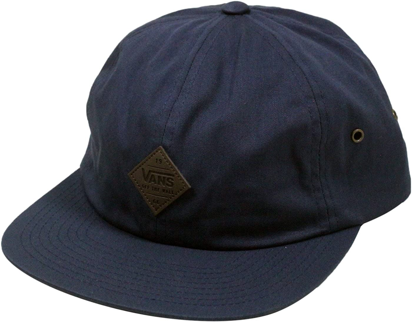 c61ae4e990d Vans Nesbitt Jockey Baseball Hat Dress Blues Mens One Size  Amazon.ca   Clothing   Accessories