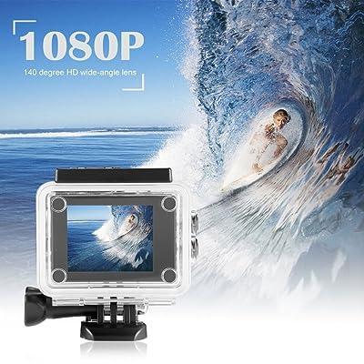 5,1cm HD SJ40001080p 12MP Voiture de sport DV vidéo Caméra d'action