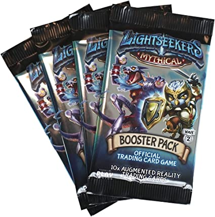Lightseekers TCG Mythical Booster Display Englisch