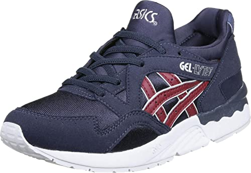 Asics Gel Lyte V PS Calzado india ink/burgundy kYto0MdKMU