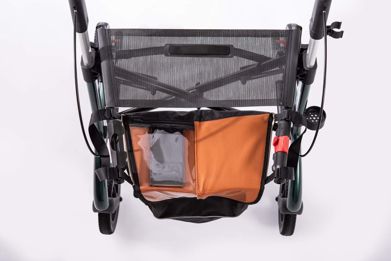 Premium ligero Andador Carbon de saljol, 5,8 kg Fácil, color azul ...